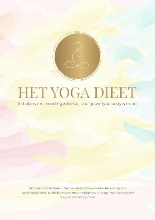 Het Yoga Dieet eBook (digital download PDF)