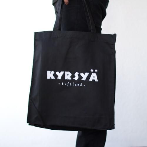 Tote bag (Kyrsyä – Tuftland)