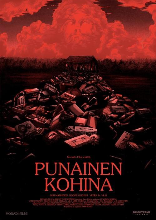 Poster (Punainen Kohina)