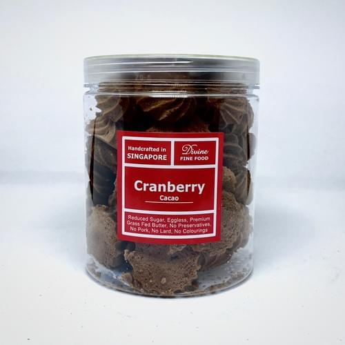 Cranberry Cacao