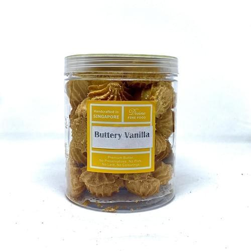 Buttery Vanilla