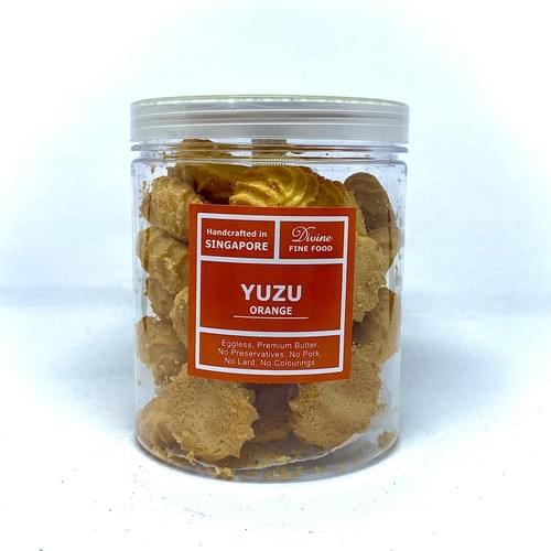 Yuzu Orange