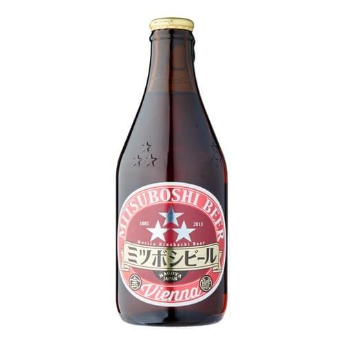 Mitsuboshi Vienna Lager (Carton of 24)