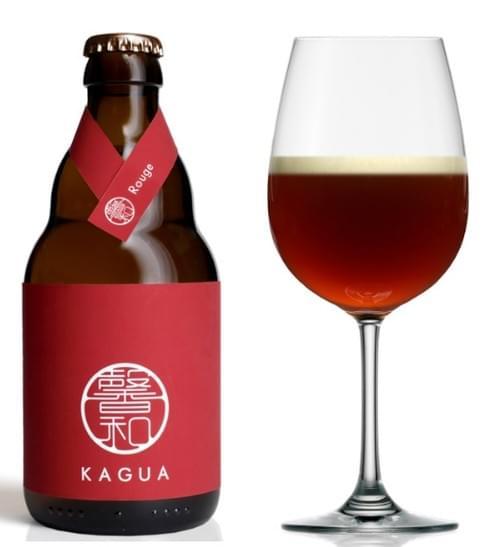 Kagua Rouge (Carton of 24)