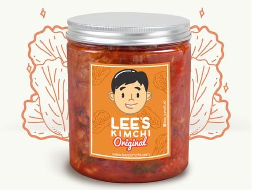 Lee's Original Kimchi