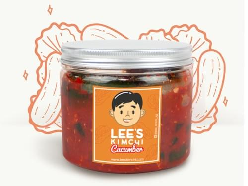 Lee's Cucumber Kimchi
