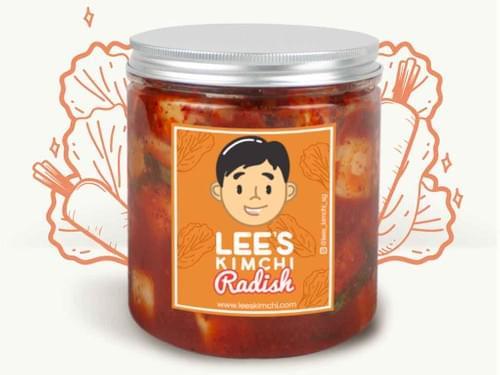 Lee's Radish Kimchi