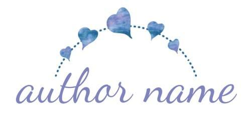 Blue Heart Arch Logo