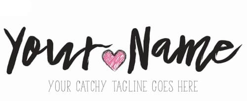 Graffiti Heart Logo