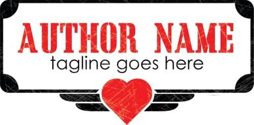 Grunge Badge Logo