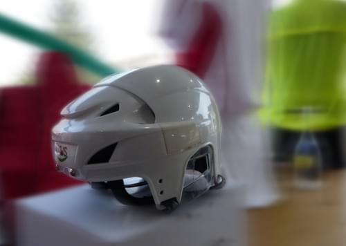 Casque de protection pelote