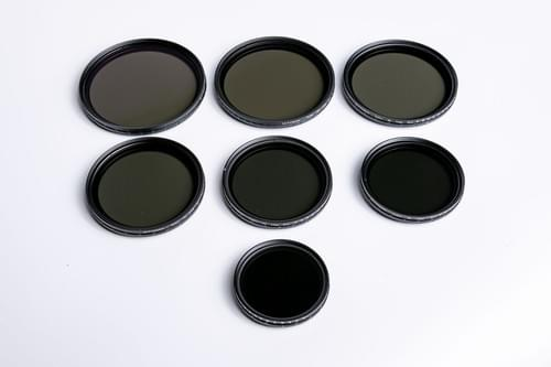 ND2-ND400 Variable ND Filter