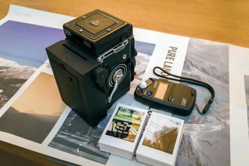 rolleiflex camera instax mini back(3.5f,3.5e,3.5t,2.8f,2.8c,2.8d,2.8e,2.8a,cord)