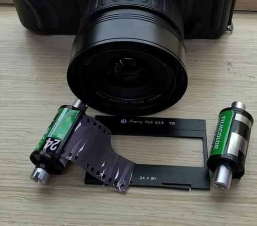 fujifim gw690 panoramic kit (35mm to120 adapter)(can suit all version fuji 690)