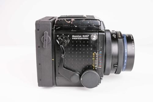 rz67 instax square film back (plastic version)