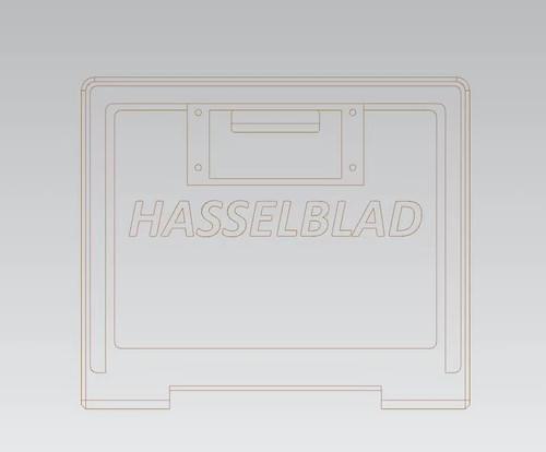 Hasselblad instax mini back