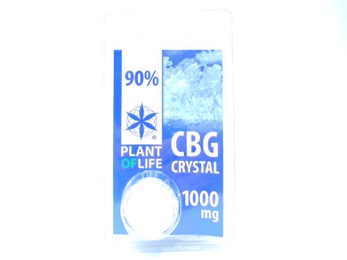 Plant of Life CBG Kristalle 1000mg