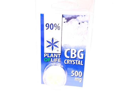 Plant of Life CBG Kristalle 500mg