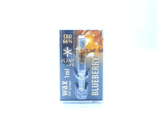 Plant of Life Wax 66% Blueberry 1ml