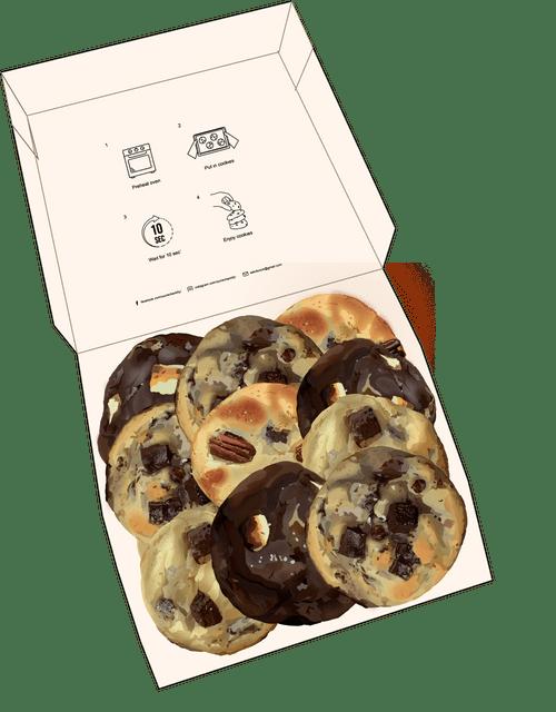 10 cookies