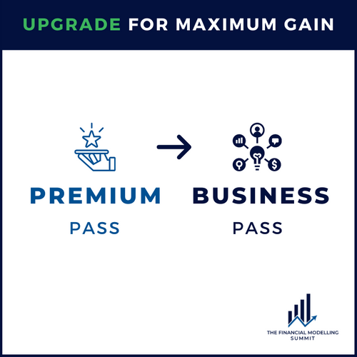 Premium to Business Ticket Upgrade