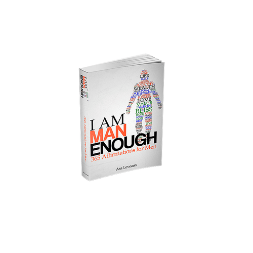I Am Man Enough Book