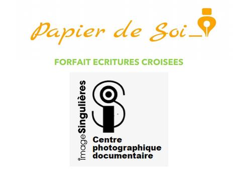 Forfait pour 4 ateliers Ecritures Croisées à ImageSingulières