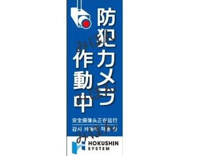 HS-ST01 オリジナルステッカー(大) 1枚