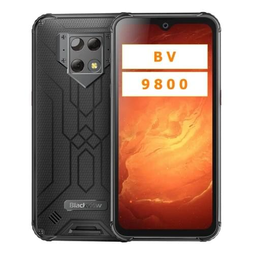 BV9800/BV9800 Pro - 2020 Best Rugged Smartphone with FLIR Thermal Camera