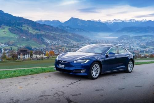 2020 Tesla Model S Long Range - Pluto - available from April 21st