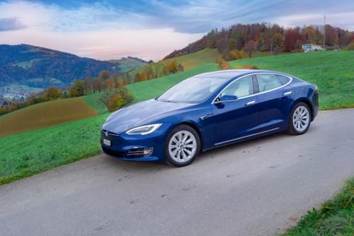 2020 Tesla Model S Long Range - Pluto - available from February 27th