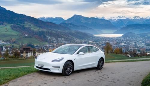 2020 Tesla Model 3 - Perla - available from January 20th 2022