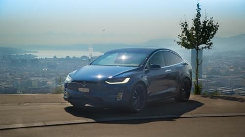 2018 Model X 100D - Elise