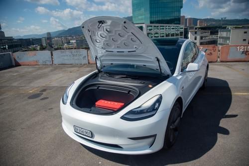 2020 Model 3 Long Range - Tess - disponible à partir du 08 août