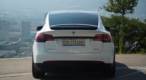 2017 Model X P100D - Tobia