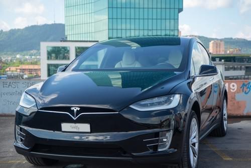 2019 Model X Long Range - Zorro - disponible à partir du 26 février 2022