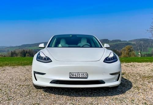 2020 Tesla Model 3 Performance - Snow - available from August 2nd