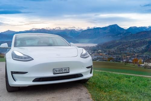 2020 Tesla Model 3 - Perla -  available from February 5th