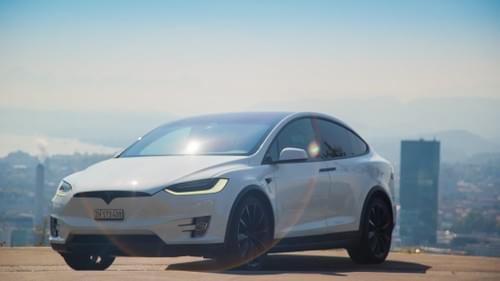 2017 Model X Performance 100D - Tobia - disponible à partir du 27 Août