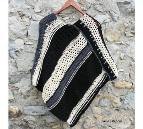 Poncho taille S / M