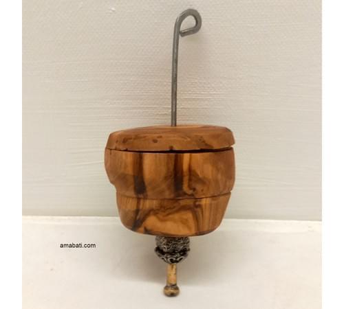 Diffuseur en bois d'olivier, pour huiles essentielles - n°4