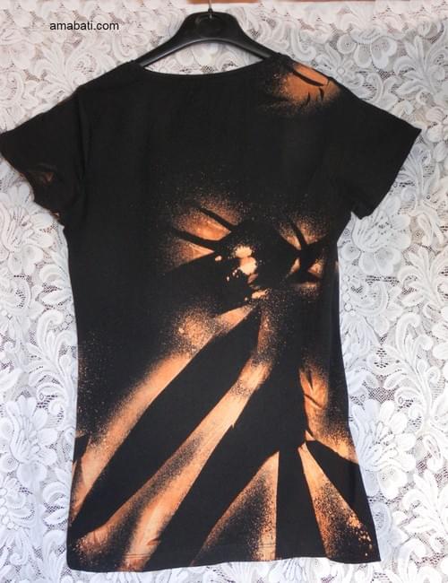 """T-shirt """"feu d'artifice"""" - T 42"""
