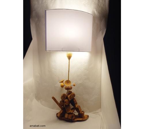 Lampe Inspiration Corail (prise secteur)
