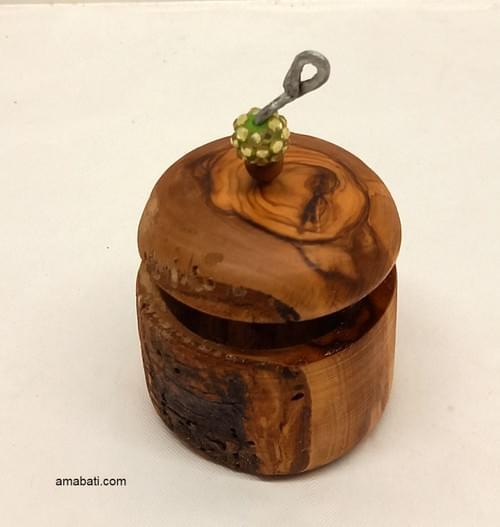Diffuseur en bois d'olivier, pour huiles essentielles - n°2