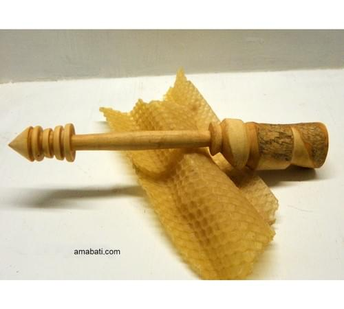 Cuillère à miel en buis N°4
