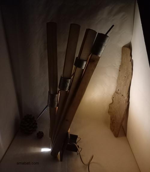 Lampe d'ambiance - câble usb