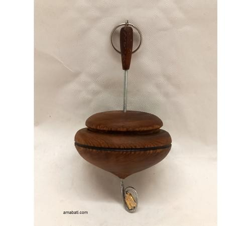 Diffuseur en noyer, pour huiles essentielles , Made in Verdon - n°6