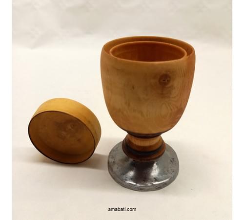Boite en Aubépine et Buis