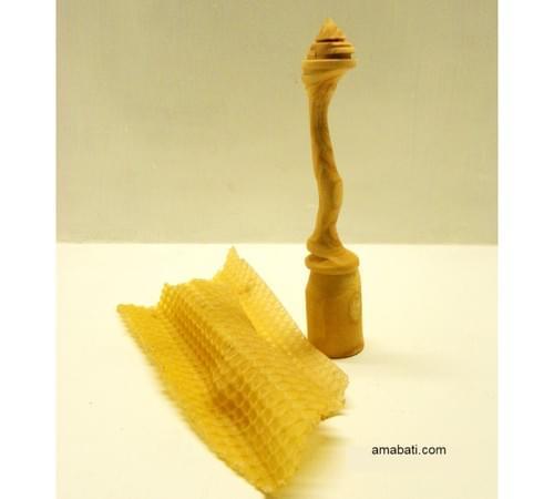 Cuillère à miel en buis n°6