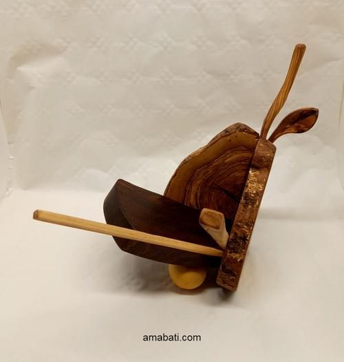 Corbeille à fruits ou centre de table design